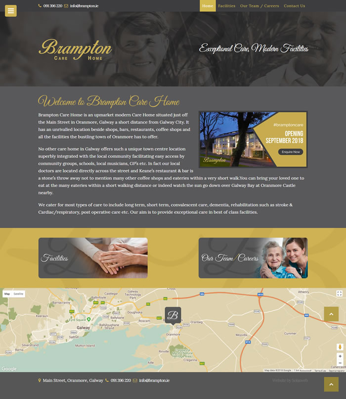 Brampton Care Home