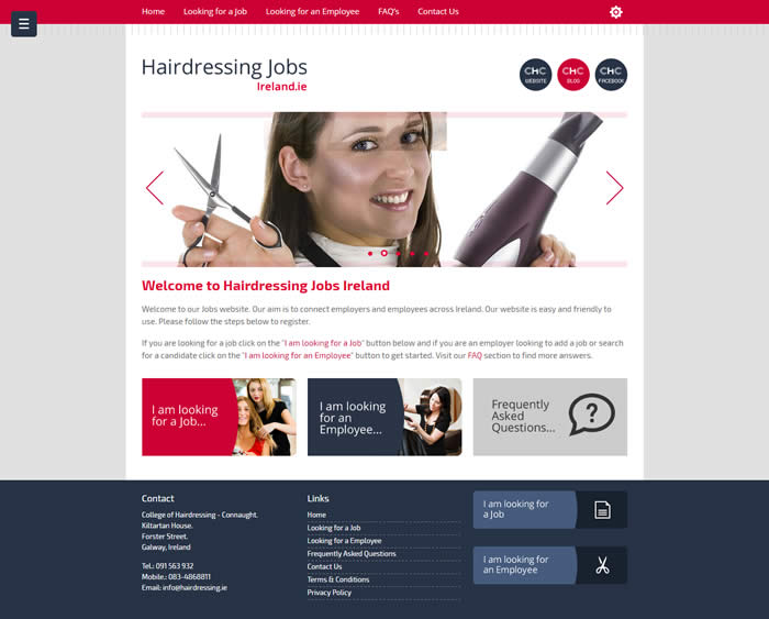 Hairdressing Jobs Ireland