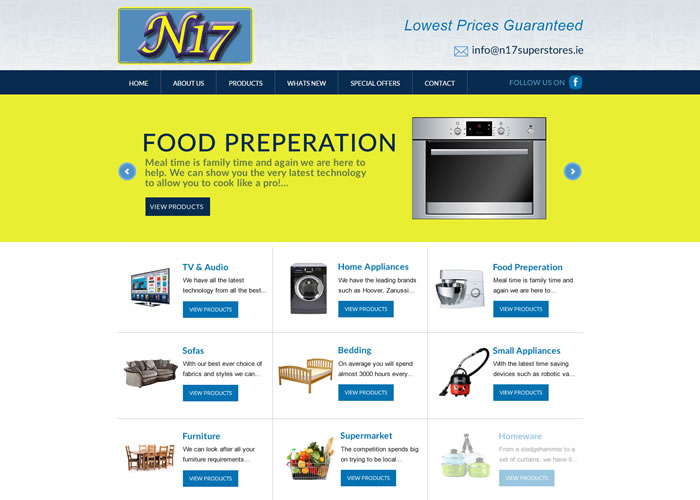 N17 Electrical and Furniture