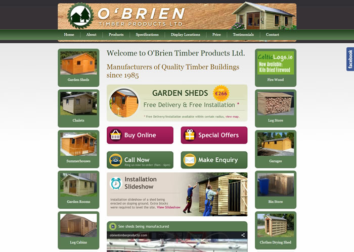 O'Brien Timber Products